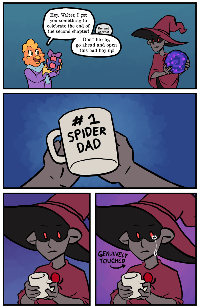 Guest comic by Toby